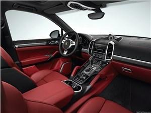 Porsche Cayenne Turbo S 2013