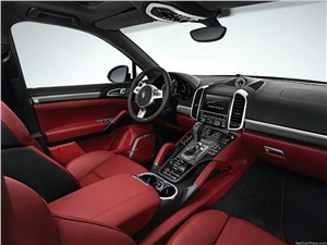 Предпросмотр porsche cayenne turbo s 2013