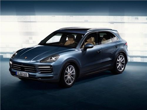Рассекречен облик нового Porsche Cayenne