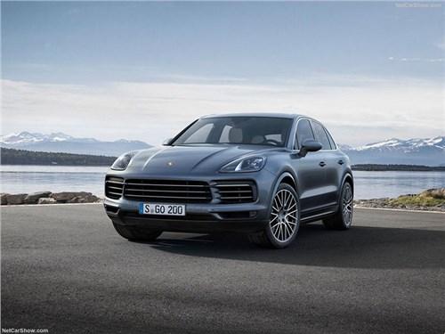 Porsche хочет войти в каршеринг в России