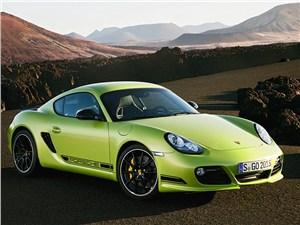 Porsche Cayman R (купе)