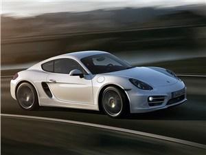 Porsche Cayman (купе)