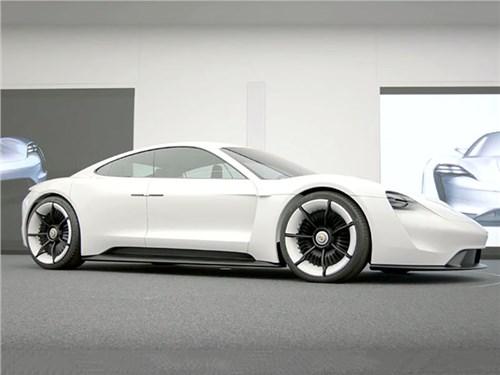 Bentley сделает модель на базе Porsche Mission E