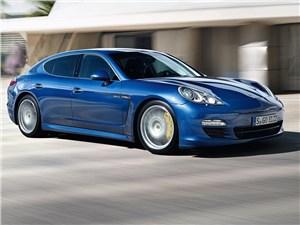 Porsche Panamera S Hybrid (хэтчбек)