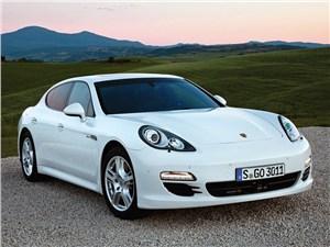 Porsche Panamera Diesel (хэтчбек)