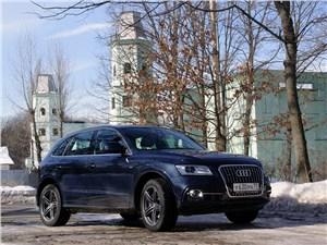 Audi Q5 - audi q5 2012 вид спереди