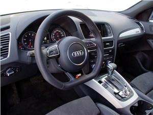 Предпросмотр audi q5 2012 водительское место