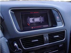 Предпросмотр audi q5 2012 экран мультимедийной системы