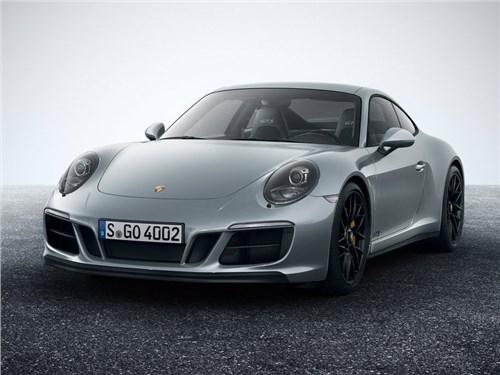 Новость про Porsche 911 Carrera GTS - Porsche обновила GTS-версии «911-ого»