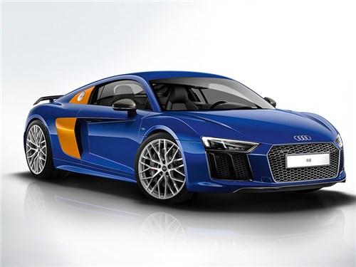 Новость про Audi R8 - Audi R8