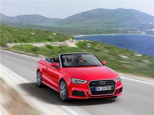 Новость про Audi - Из-за системы ЭРА-ГЛОНАСС Audi проредит свою российскую линейку