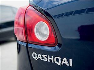 Предпросмотр nissan qashqai 2010 задний фонарь