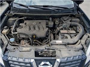 Предпросмотр nissan qashqai 2010 двигатель