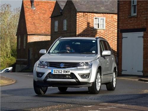 Новость про Suzuki Grand Vitara - В Suzuki задумались о возвращении Grand Vitara на российский авторынок