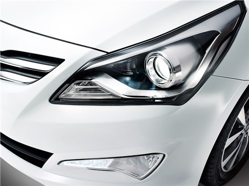 Hyundai Solaris продолжает удерживать лидерство на российском рынке