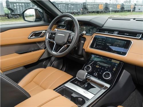 Land Rover Range Rover Velar (2021) салон