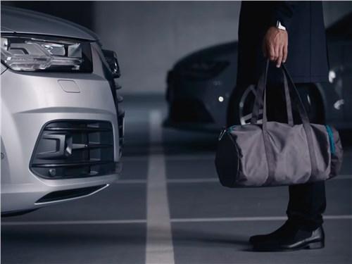 Audi: камера, мотор!