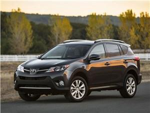Toyota показала официальные фото RAV4