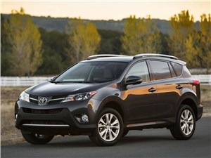 Toyota раскрыла информацию о RAV4
