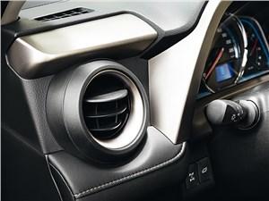 Toyota RAV4 2013 дефлекторы обдува салона