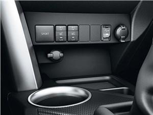 Toyota RAV4 2013 кнопки управления