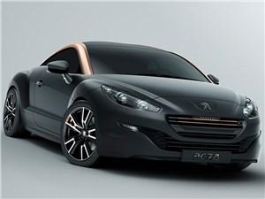 Peugeot RCZ готово к первому фейслифтингу