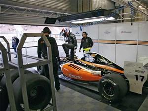 Пилот команды RFR Михаил Алешин показал свой лучший результат с начала сезона