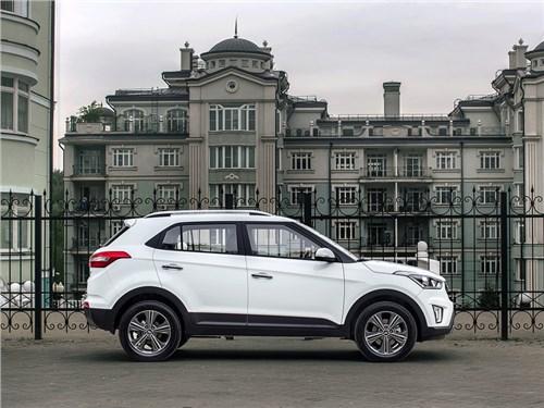 Новость про Hyundai Creta - Hyundai Creta в августе возглавил рейтинг SUV-сегмента в России