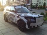 Новый Range Rover «засветился» в Сети