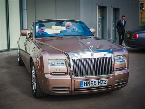 Новость про Rolls-Royce - Уверенность в качестве