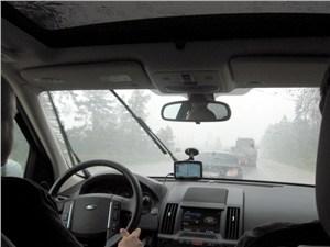 Городские бестселлеры (Ford Maverick, BMW X3, Hyundai Tucson, Kia Sportage, Land Rover Freelander, Mitsubishi Outlander, Nissan X-Trail, Subaru Forester, Suzuki Grand Vitara, Toyota RAV 4) Freelander - Land Rover Freelander 2 2011 водительское место