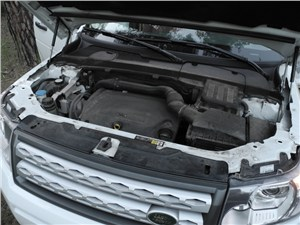 Городские бестселлеры (Ford Maverick, BMW X3, Hyundai Tucson, Kia Sportage, Land Rover Freelander, Mitsubishi Outlander, Nissan X-Trail, Subaru Forester, Suzuki Grand Vitara, Toyota RAV 4) Freelander - Land Rover Freelander 2 2011 двигатель