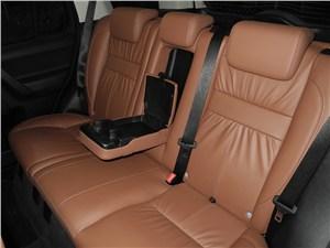 Land Rover Freelander 2 2011 задний диван