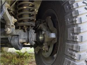 Предпросмотр land rover defender 2011 подвеска