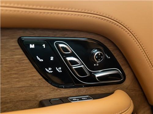 Land Rover Range Rover TDV6 2018 клавиши настройки кресел