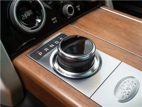 Land Rover Range Rover TDV6 2018 селектор АКПП