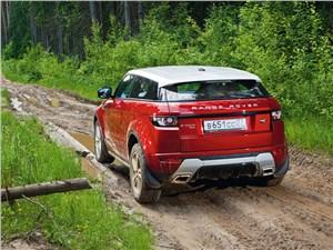 Предпросмотр range rover evoque 2012 вид сзади