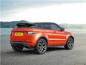 Предпросмотр land rover range rover evoque autobiography dynamic 2014 вид сзади сбоку