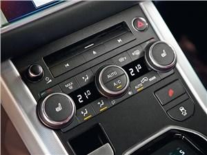 Предпросмотр range rover evoque 2012 кнопки управления