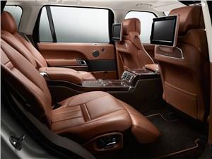 Предпросмотр range rover lwb 2014 кресла для пассажиров