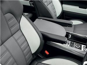 Land Rover Range Rover Sport 2013 передние кресла