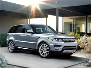 Land Rover Range Rover Sport, Jeep Grand Cherokee, BMW X5 - range rover sport 2014