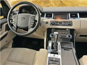 Range Rover Sport 3.0 TD 2010 водительское место