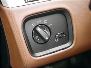 Range Rover Sport 2005 управление светом