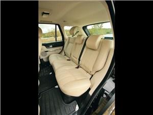 Range Rover Sport 3.0 TD 2010 задний диван