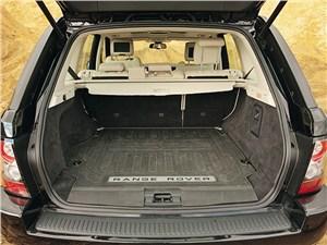 Предпросмотр range rover sport 3.0 td 2010 багажное отделение