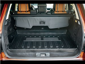 Range Rover Sport 2005 багажное отделение
