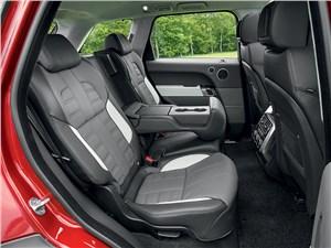 Land Rover Range Rover Sport 2013 задний диван