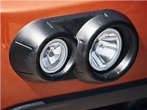 Range Rover Sport 2005 противотуманки