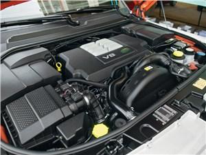 Range Rover Sport 2005 двигатель